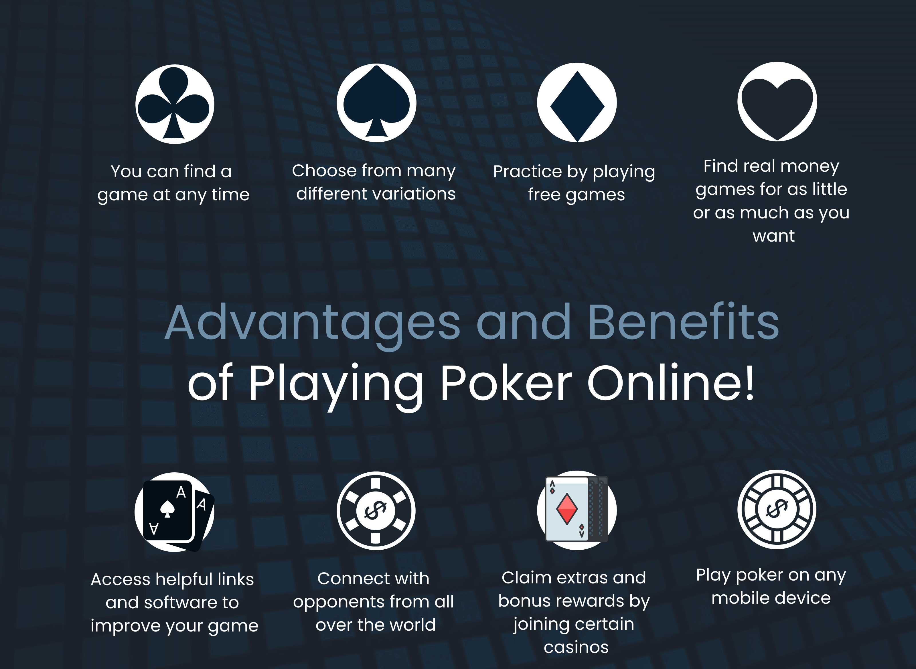 Online Poker Games Texas Hold Em Is Always Number One Kuwait Casino