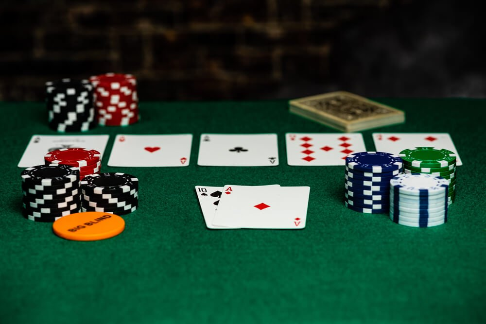 Real Money Poker Games