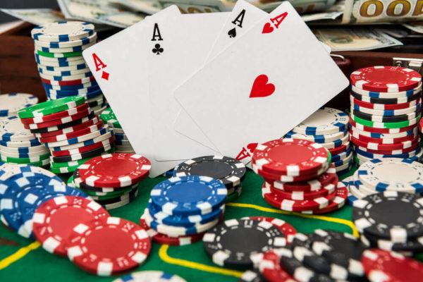 لاعب Casino 888