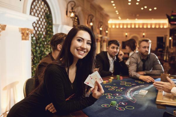 اللاعبون في Casino com