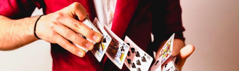 لعبة البوكر لعبة مميزة