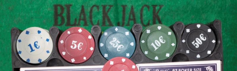 تعلم لعبة بلاك جاك